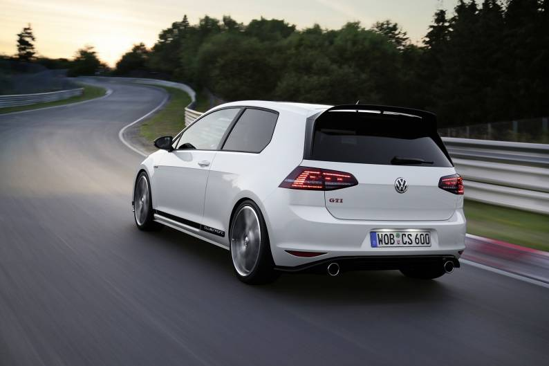 Volkswagen Golf GTI Clubsport Edition 40 review