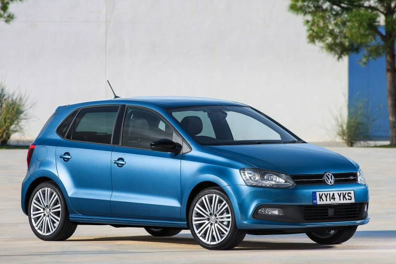Volkswagen Polo BlueGT 1.4 TSI ACT review