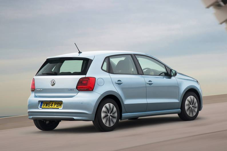 Volkswagen Polo BlueMotion review