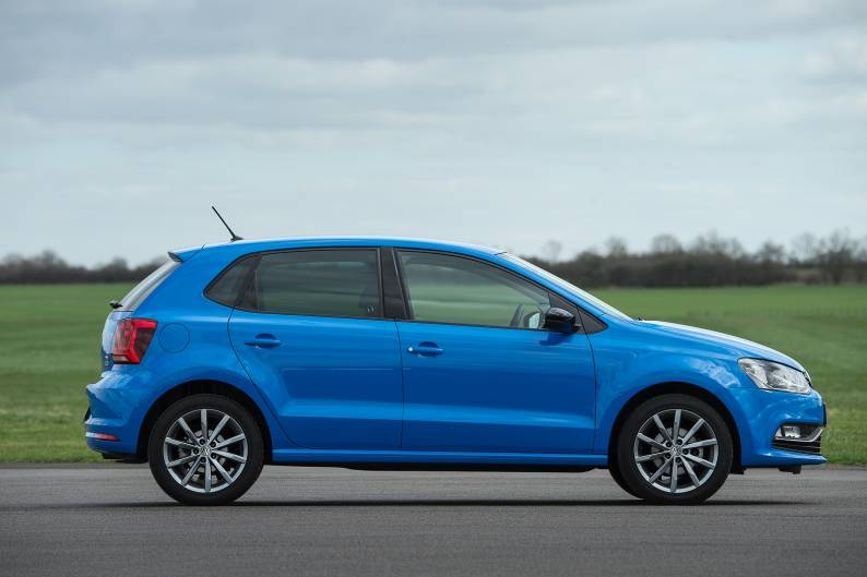Volkswagen Polo 1.0 TSI 110PS R-Line review