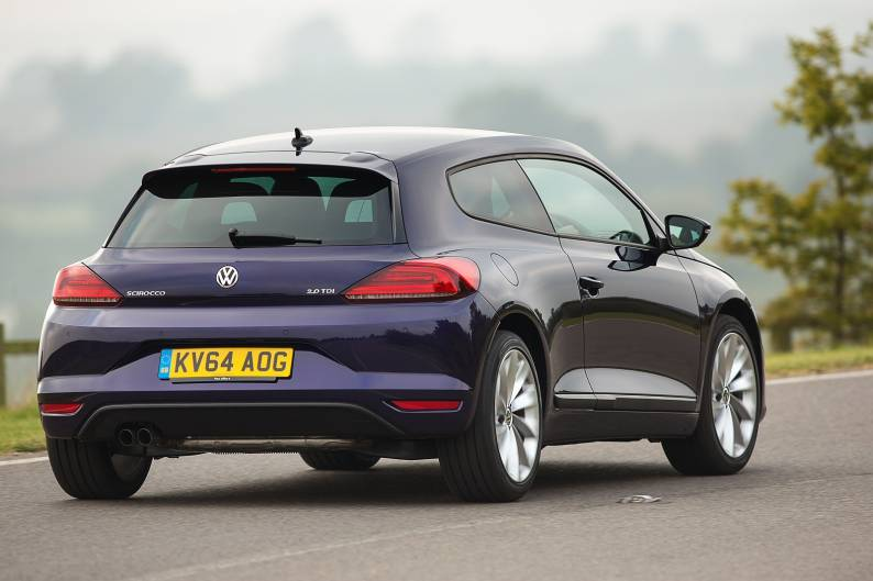 Volkswagen Scirocco (2008 - 2014) used car review