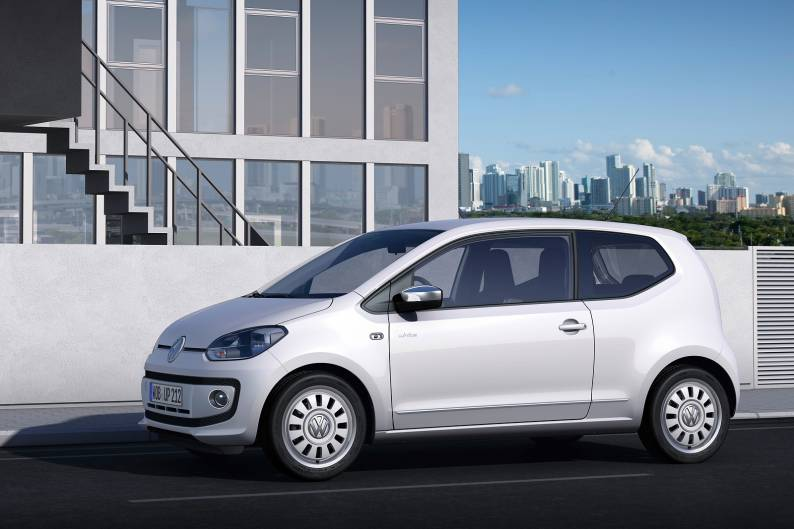 Volkswagen up! Take up! review