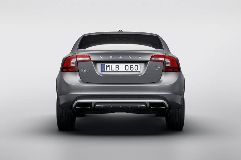 Volvo S60 Cross Country review