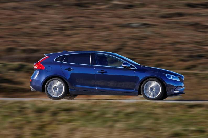 Volvo V40 D4 - Long Term Test2 review
