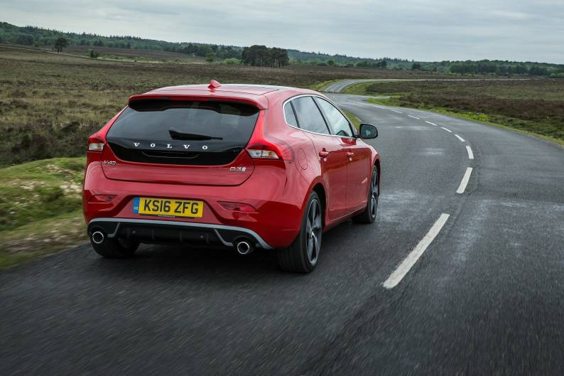 Volvo V40 R-Design review
