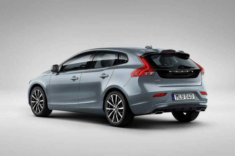volvo v40 t2 review review car review rac drive. Black Bedroom Furniture Sets. Home Design Ideas