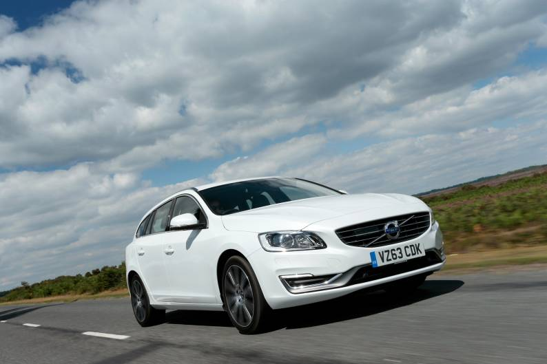 Volvo V60 D2 review