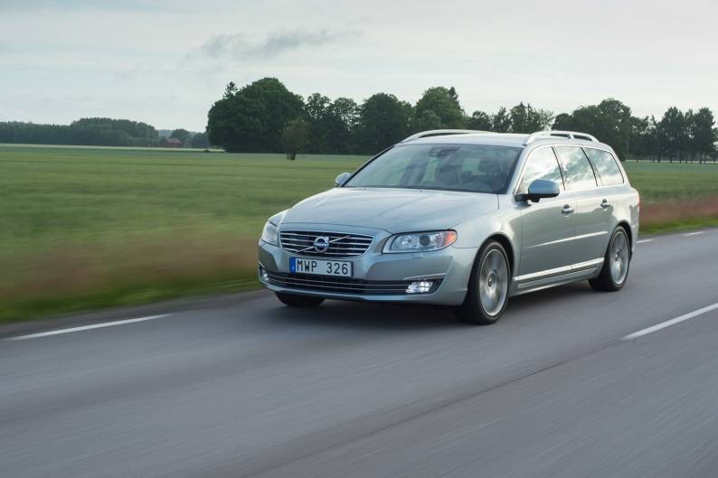 Volvo V70 review