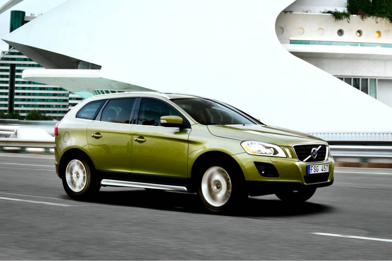 Volvo XC60 (2008-2013) review
