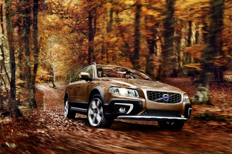 Volvo XC70 review