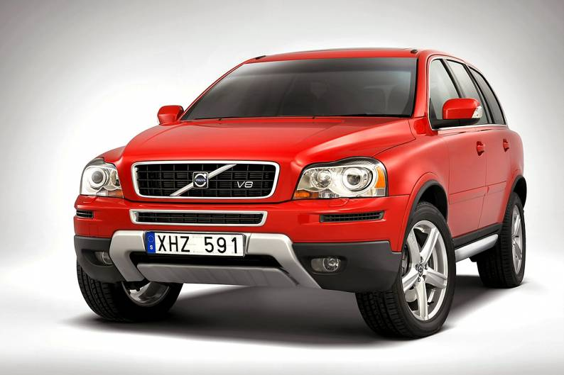 volvo xc90 2002 2014 used car review review car review. Black Bedroom Furniture Sets. Home Design Ideas