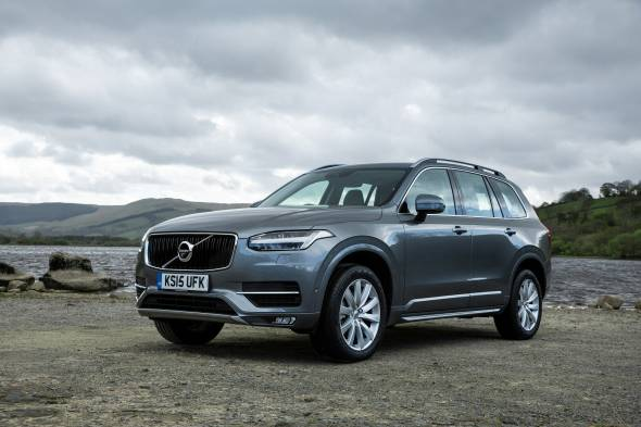 Volvo XC90 T8 Twin Engine review