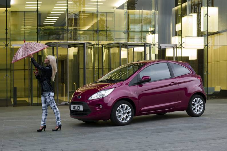 Ford Ka (2008 to date) review