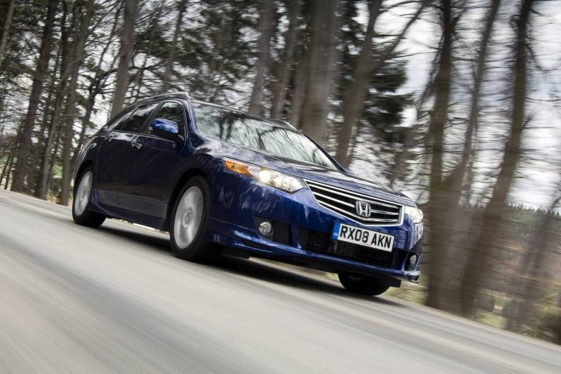 Honda Accord (2008 - 2011) review