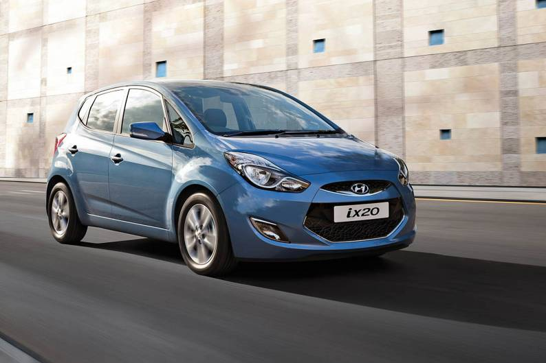 Hyundai ix20 review