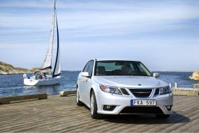Saab 9-3 Sport Saloon (2002 - 2012) review