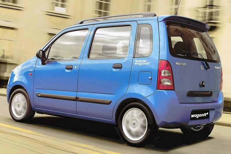 Suzuki Wagon R+ (2000 - 2008) review review   Car review   RAC Drive