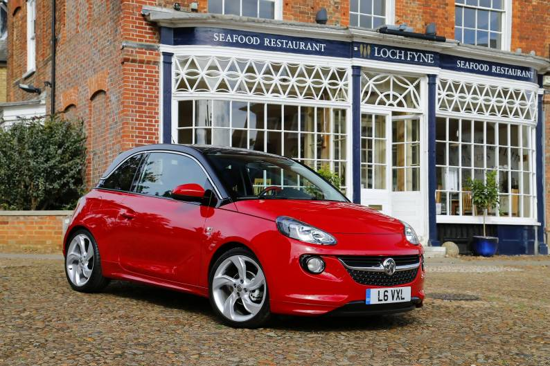 Vauxhall ADAM review