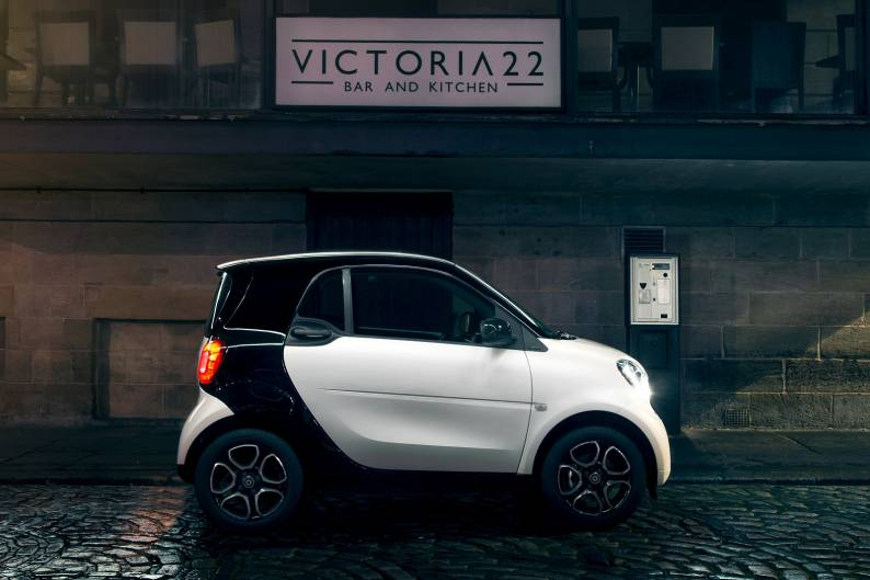 Smart Fortwo 71bhp review review  Car review  RAC Drive