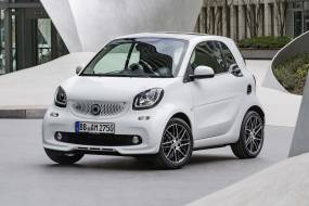 smart fortwo BRABUS review