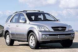 Kia Sorento (2003 - 2010) review