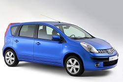 Nissan Note (2006 - 2010) review