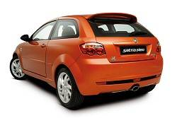 Proton Satria Neo - The Lotus Effect review
