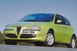 Alfa Romeo 147 (2005 - 2010) review