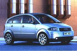 Audi A2 (2000 -  2005) used car review