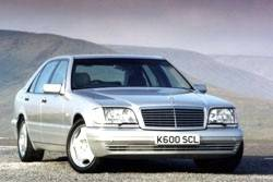 Mercedes-Benz S-Class Saloon (1991 - 1999) review