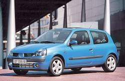 Renault Clio (2001 - 2005) review