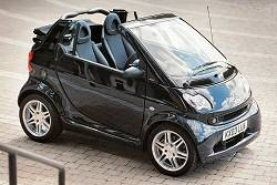 Smart City/Fortwo Cabrio (2002 - 2007) review