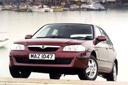 Mazda 323F/323 5dr (1989 - 1998) review