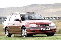 Toyota Avensis (1998 - 2003) review
