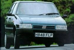 Fiat Uno (1983 - 1994) review