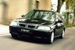 Honda Civic - 3dr Hatch / Saloon (1987 - 2001) review