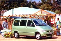 Nissan Serena (1993 - 2002) review