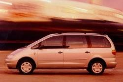 Volkswagen Sharan (1995 - 2000) used car review