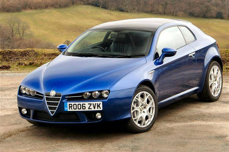 Alfa Romeo Brera (2006 - 2012) review
