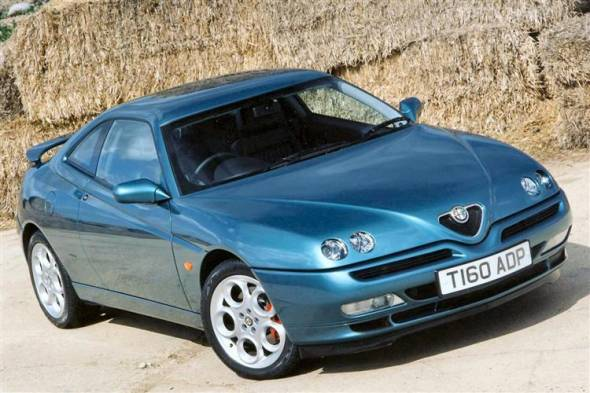 Alfa Romeo GTV (1996 - 2006) review