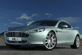 Aston Martin Rapide (2010 - date) review