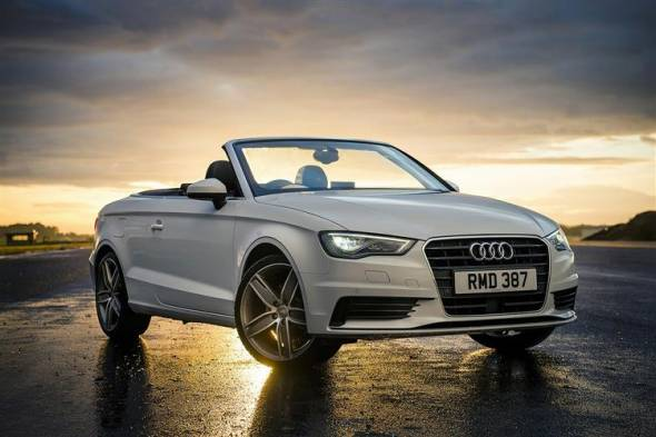 Audi A3 Cabriolet (2014 - 2016) review