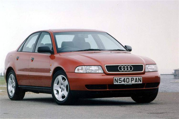 audi a4 1995 2001 used car review review car review rac drive. Black Bedroom Furniture Sets. Home Design Ideas
