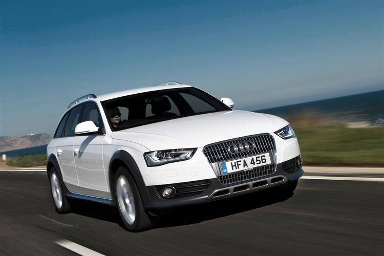 Audi A4 Allroad (2009 - 2015) review