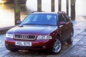 Audi A4 Avant (1995 - 2001) used car review