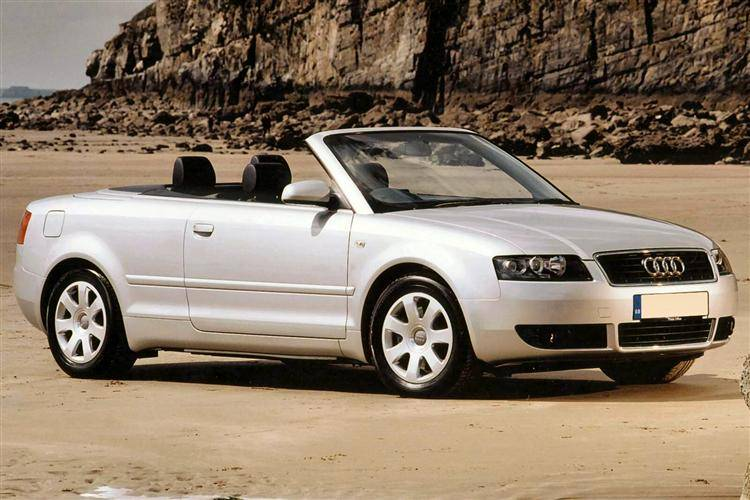 audi a4 cabriolet 2001 2006 used car review review. Black Bedroom Furniture Sets. Home Design Ideas