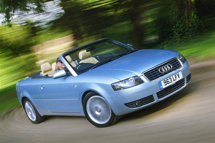 Audi A4 Cabriolet (2005 - 2009) review