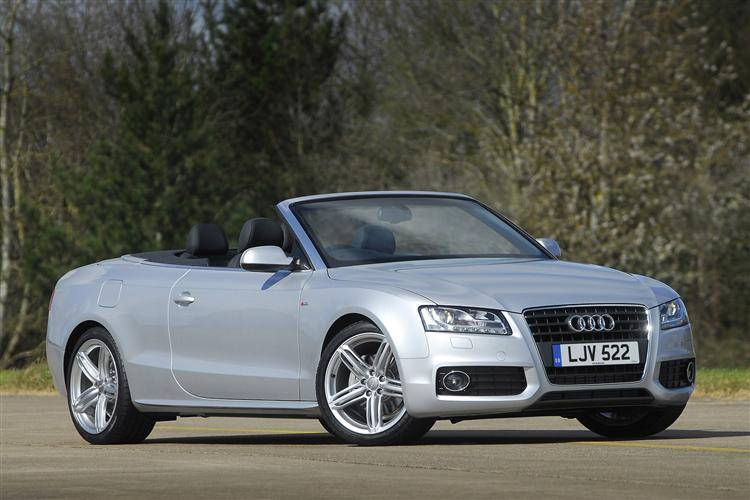 Audi A5 Cabriolet (2009 - 2011) review