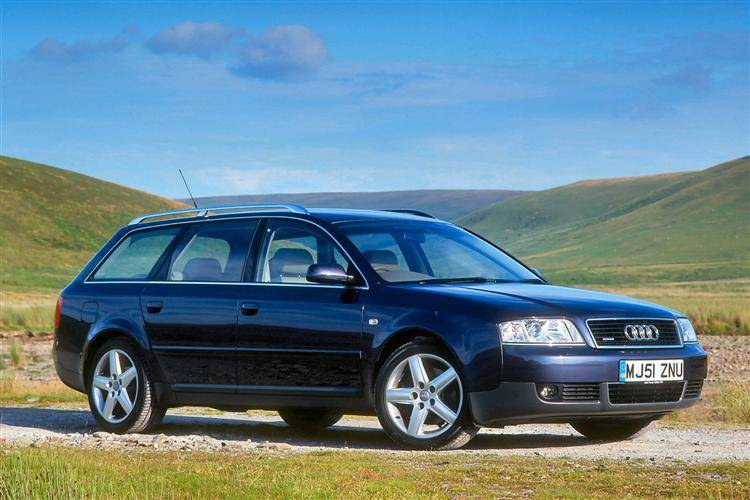 Audi A6 Avant 1998 2004 Used Car Review Car Review