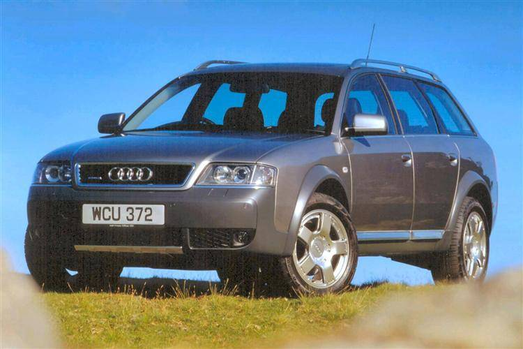 Audi Allroad (2000 - 2006) review